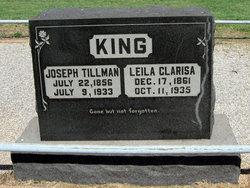Clarissa Leila <i>Billingsley</i> King