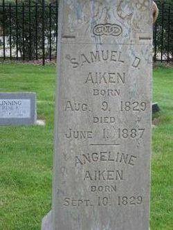 Angeline <i>Clark</i> Aiken