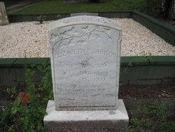 Frances Elizabeth <i>Parker</i> Brinson