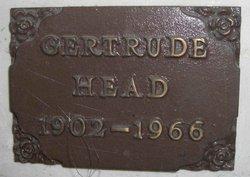 Gertrude Head