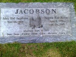 Norma Rae <i>Reese</i> Jacobson