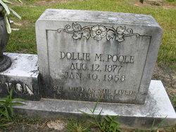 Dollie M. <i>Poole</i> Allbritton