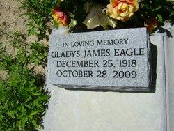 Gladys <i>James</i> Eagle