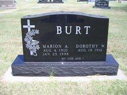 Marion Alton Burt