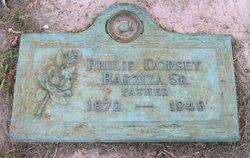 Philip Dorsey Barziza, Sr