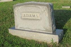 Sallie <i>Grabill</i> Adams