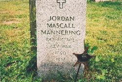 Jordan Mascall Mannering