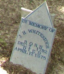 Jonothan Henry J H Whitesides