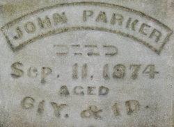 John Jack Parker