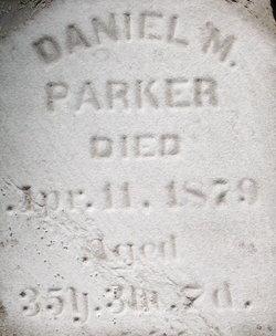 Daniel Marion Parker