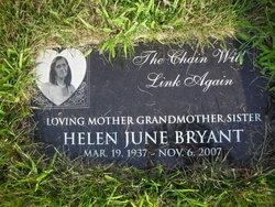 Helen June Bryant