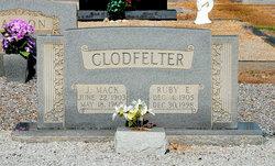 Ruby Lee <i>Epps</i> Clodfelter