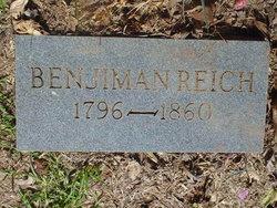 Benjamin Reich