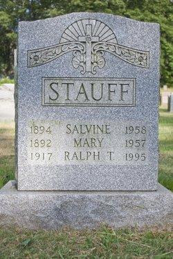 Sabino Thomas Ralph Stauff, Sr