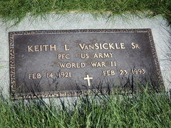 Keith LeRoy Van Sickle, Sr