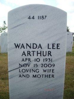 Wanda Lee <i>Barnes</i> Arthur