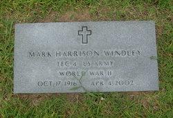 Mark Harrison Windley