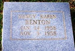 Nancy Karen Benton