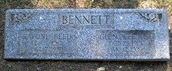 Glen Webster Bennett