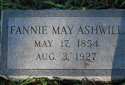 Fannie May <i>Culp</i> Ashwill