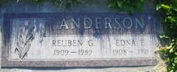 Reuben Garfield Anderson