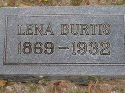 Lena <i>McAfee</i> Burtis