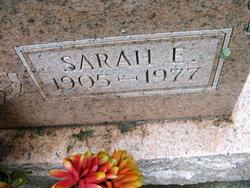 Sarah Ella Ellen <i>Johnson</i> Grubaugh
