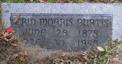 Erin <i>Morris</i> Burtis