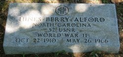Hines Berry Alford