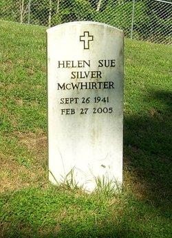 Helen Sue <i>Silver</i> McWhirter