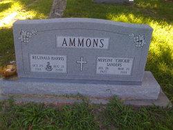 Reginald Harris Ammons