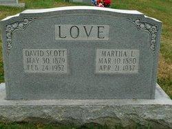 Martha Lucinda <i>Wilson</i> Love