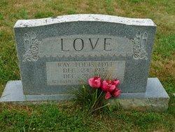 Ray Louis Love