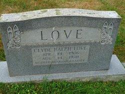 Clyde Ralph Love