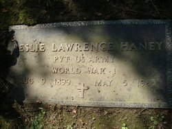 Leslie Lawrence Haney