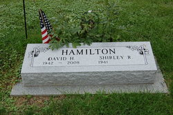 Shirley R Hamilton