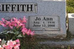 Jo Ann Griffith