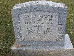 Anna Marie Atkins