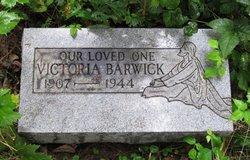 Victoria <i>Petway</i> Barwick