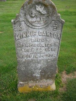 Minnie Cantor