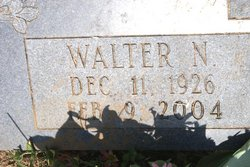 Walter N. Pegg