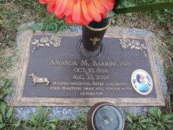 Amanda Marie Barrington