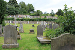 Rosslyn Chapel Cemetery