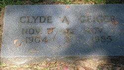 Clyde A. Geiger