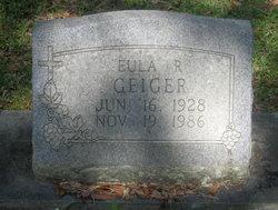 Eula R. Geiger