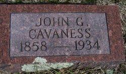 John Gilmore Cavaness