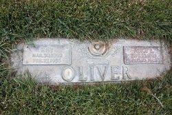 Alice Lucile Allie <i>Wilson</i> Oliver