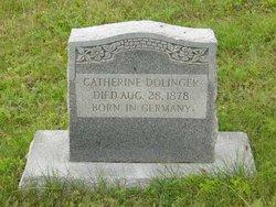 Catherine <i>Long</i> Dolinger