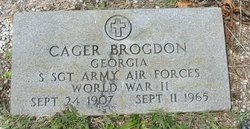 Cager Bennett Brogdon