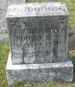 Crayton Tolbert Brogdon
